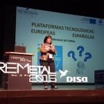Presentación de la Plataforma en Cremetal 2015